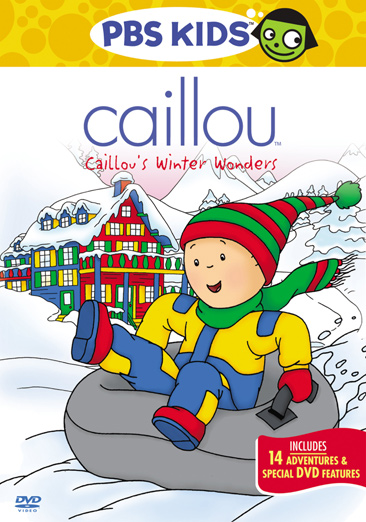 Image for Caillou-Caillous Winter Wonders (Dvd) from Circuit City