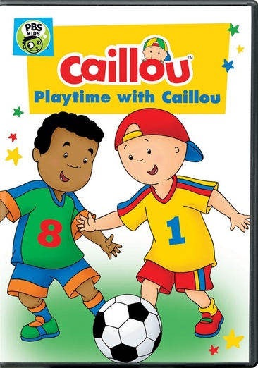 Image for Caillou-Playtime With Caillou (Dvd) from Circuit City