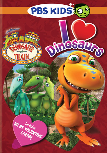 Image for Dinosaur Train-I Love Dinosaurs (Dvd) from Circuit City