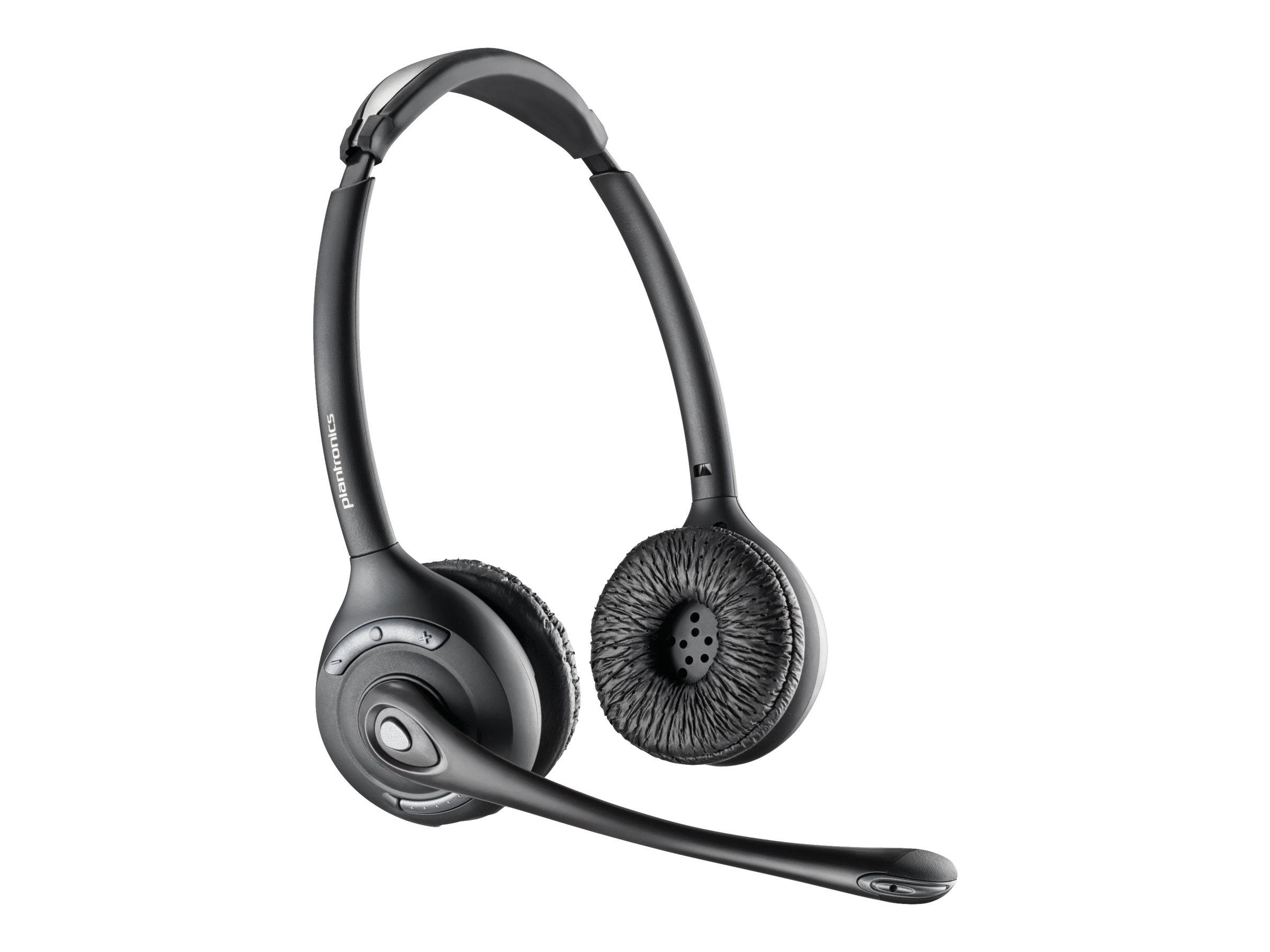 6aff6fbefe0 Image for Plantronics Savi W720 - 700 Series - headset - on-ear - wireless