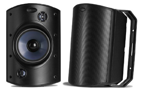 Polk Audio Atrium 8 Sdi Speaker (Single, Black)