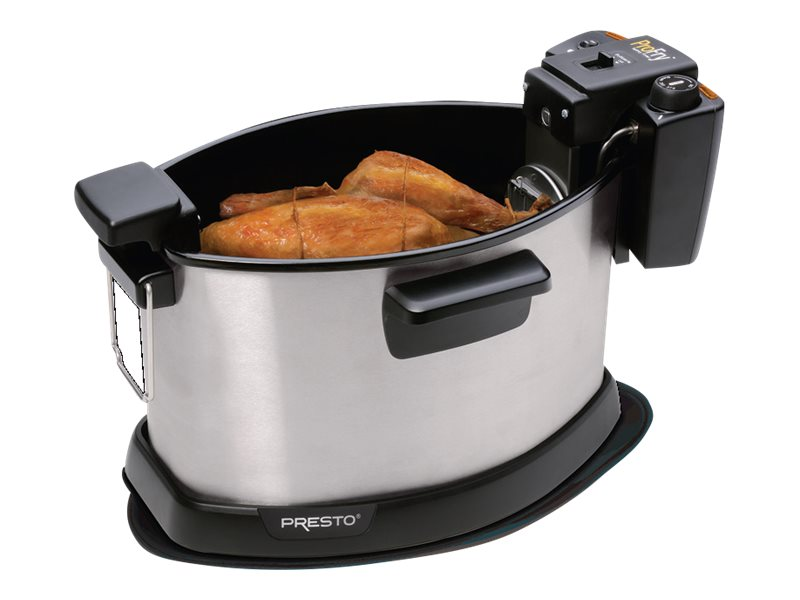 Image for Presto Profry - Turkey Fryer from Circuit City