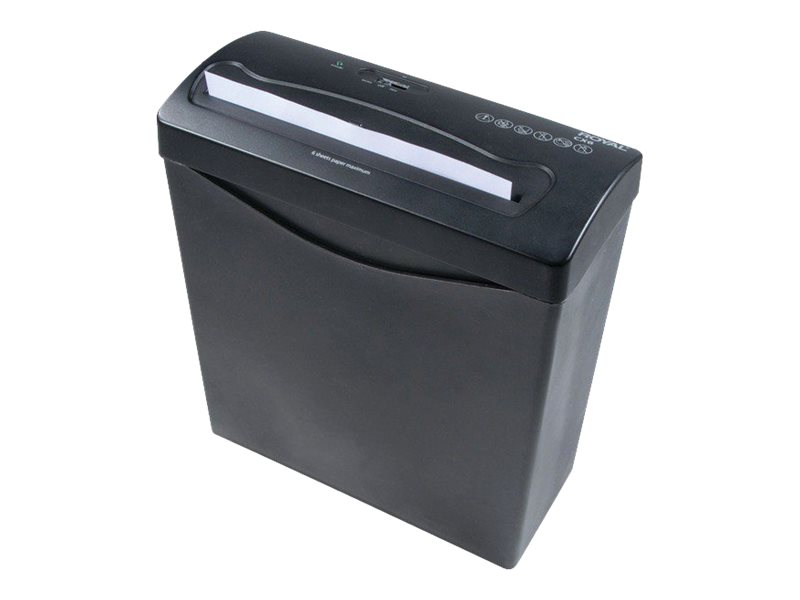 Image for Royal Consumer Information Products Royal Cx6 - Shredder from Circuit City