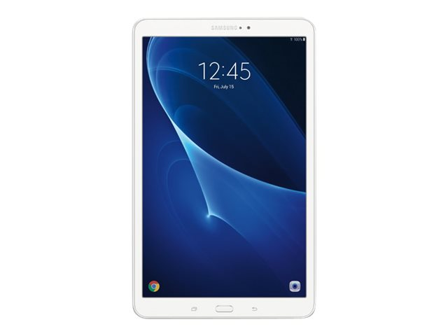 """Image for Samsung Galaxy Tab A (2016) - Tablet - Android 6.0 (Marshmallow) - 16 Gb - 10.1"""" from Circuit City"""