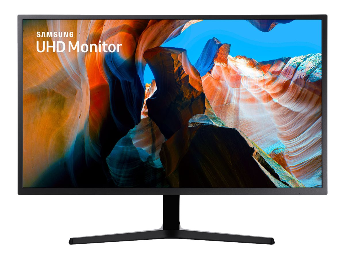Samsung Uj59 Series Led Monitor 4k 32 Circuit City Image For From