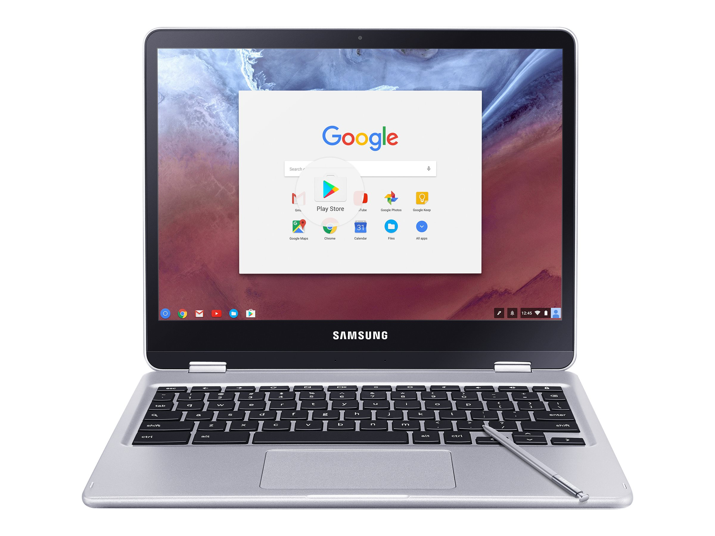 "Image for Samsung Chromebook Plus 513C24I - 12.3"" - 4 Gb Ram - 32 Gb Ssd from Circuit City"