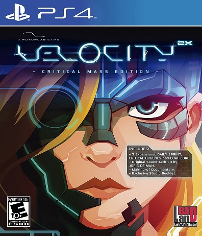 Image for Velocity 2X: Critical Mass Edition from Circuit City