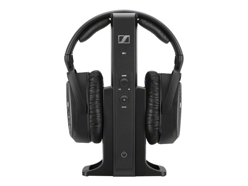 Image for Sennheiser - RS 175 Over-the-Ear Wireless Headphone System from Circuit City