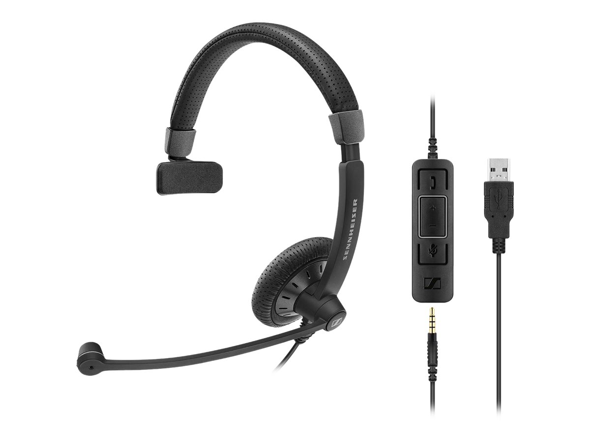 Image for Sennheiser Sc 45 Usb Ms - Headset from Circuit City