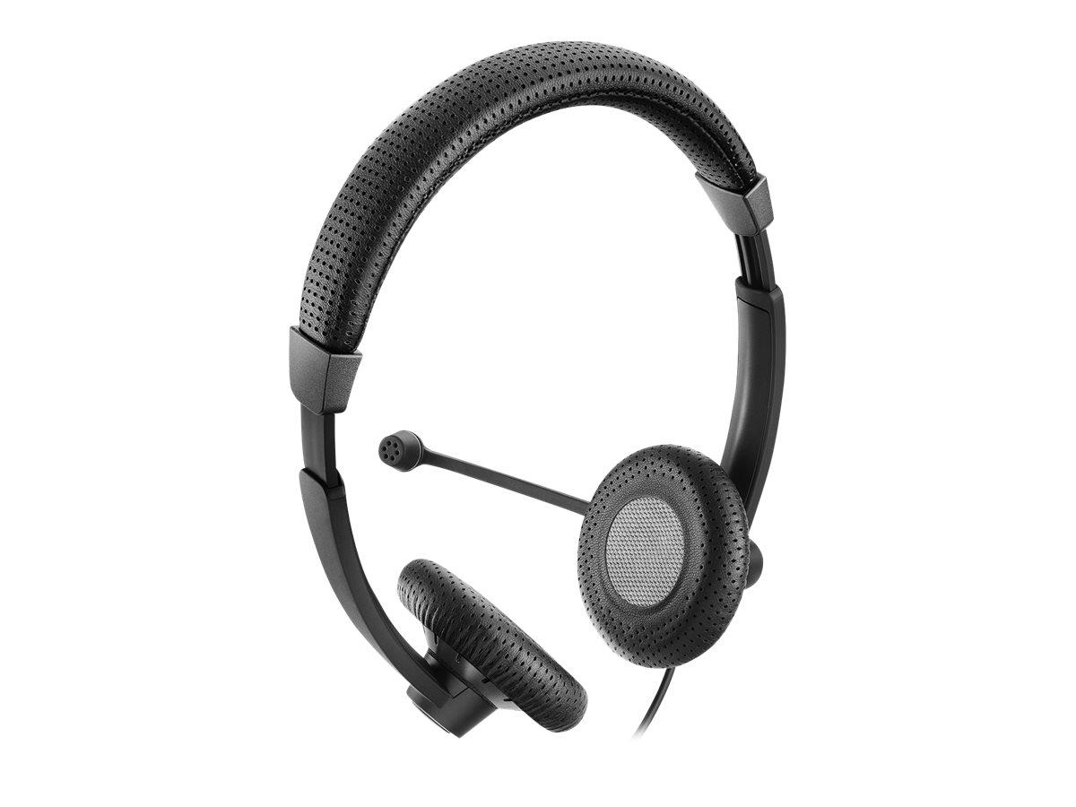 Image for Sennheiser Sc 75 Binaural Headset from Circuit City