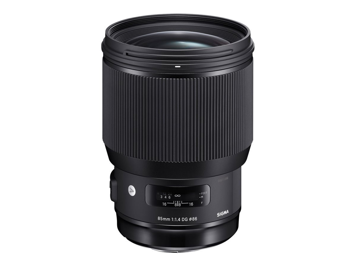 Image for Sigma 85mm f/1.4 DG HSM Art Lens for Sony E 321965 from Circuit City