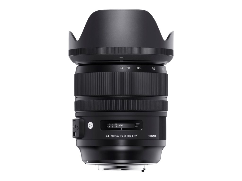 Image for Sigma 24-70Mm F2.8 Art Dg Hsm Os Lens For Canon Ef from Circuit City