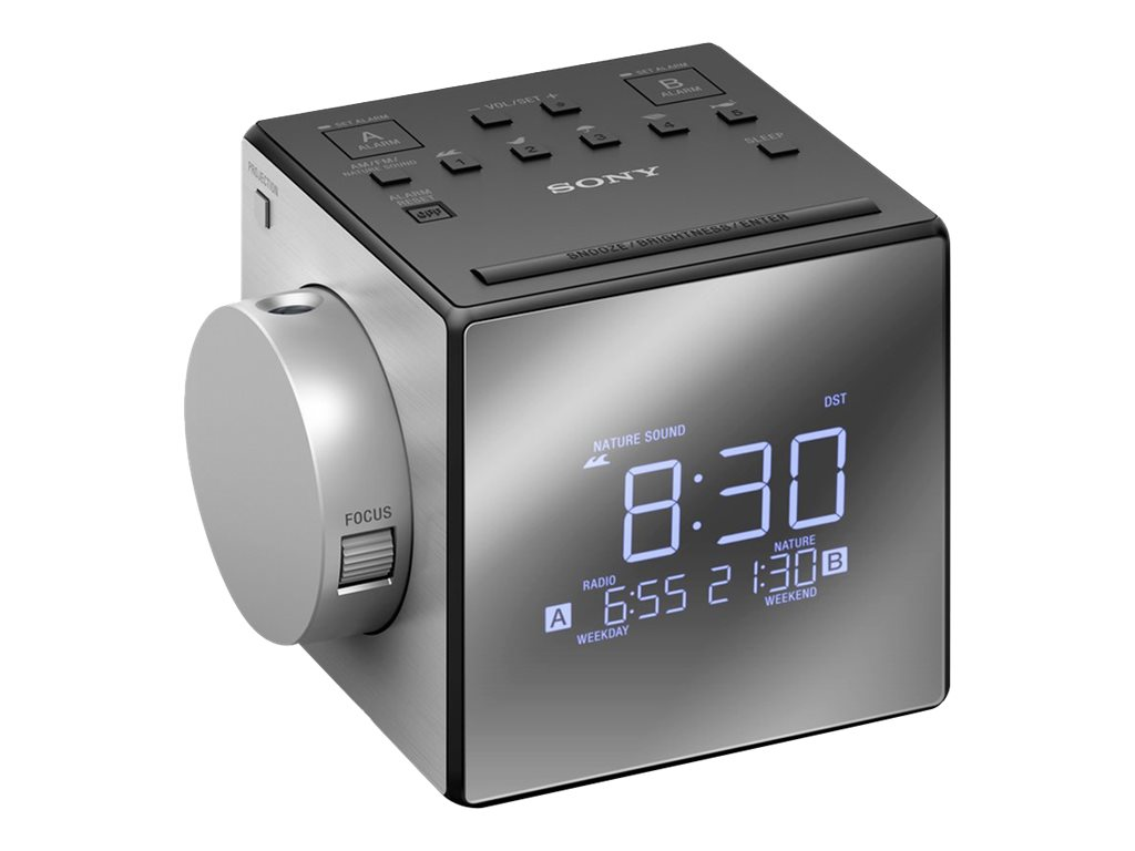 Image for Sony Projection Clock Radio Nature from Circuit City