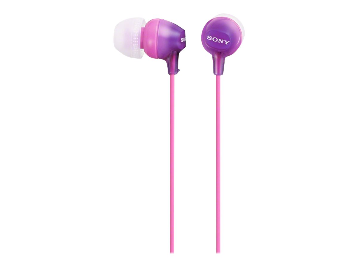 Image for Sony Mdr-Ex15Ap - Earphones With Mic from Circuit City