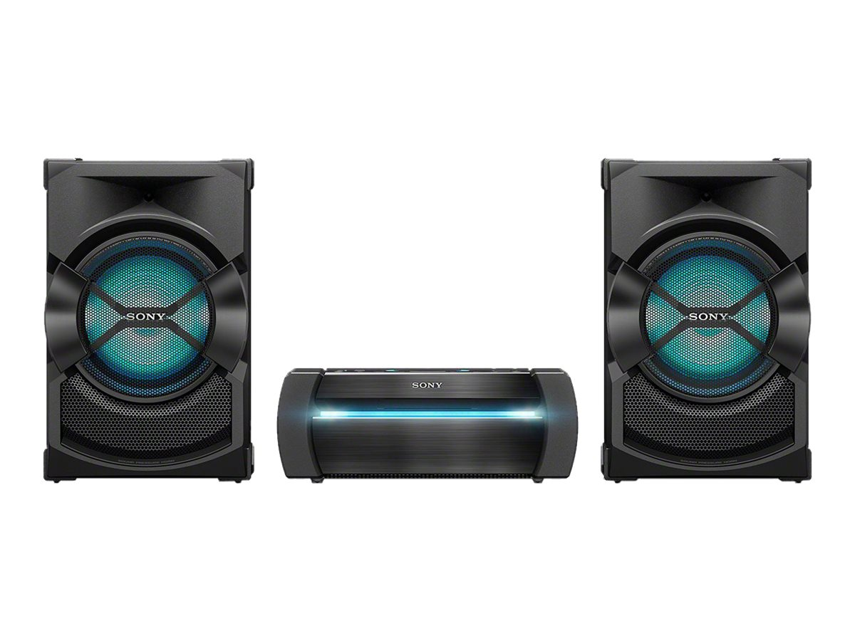 Image for Sony High Power Home Audio System With Bluetooth (2017 Model) from Circuit City