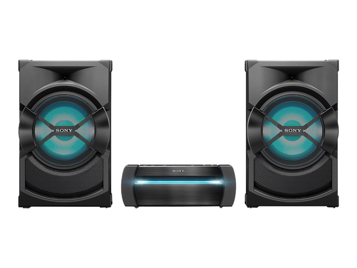 Image for Sony High-Power Home Audio System With Bluetooth from Circuit City