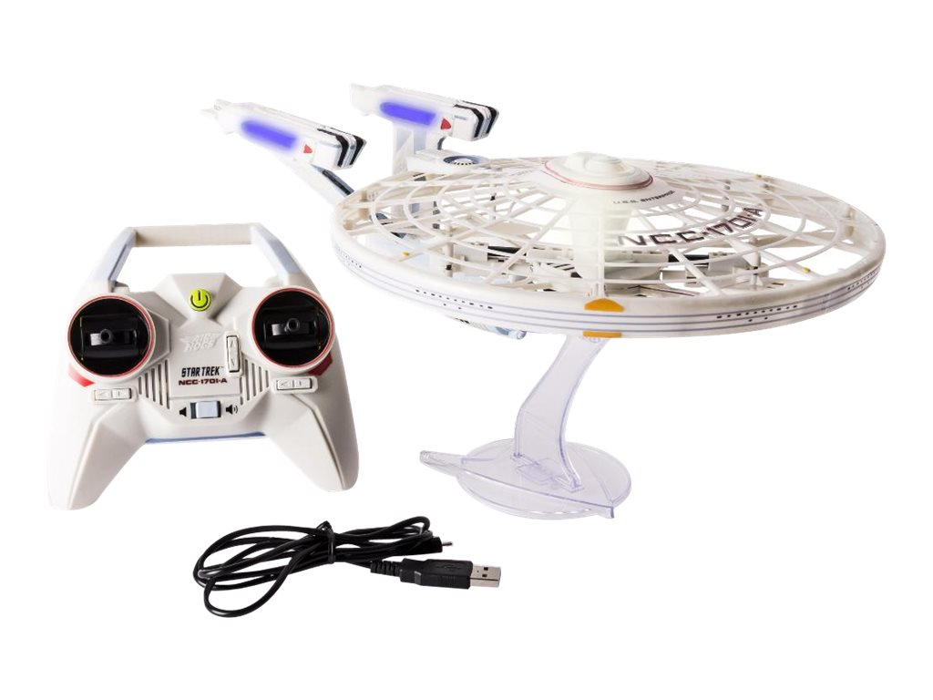 Image for Air Hogs - Star Trek U.S.S Enterprise NCC-1701-A from Circuit City