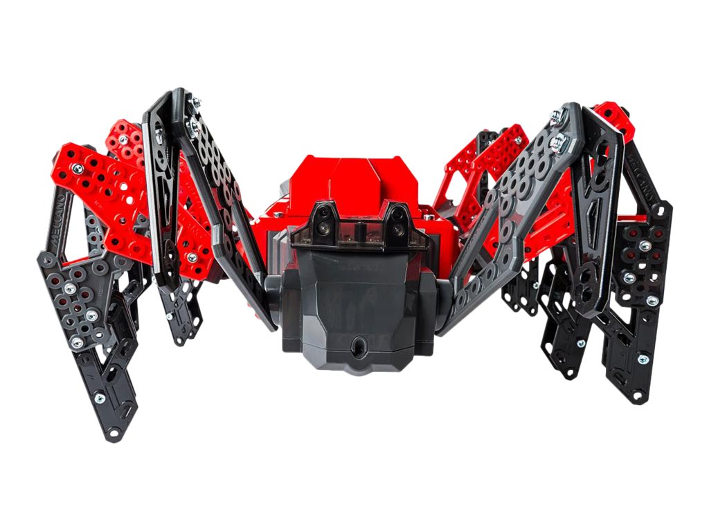 Image for Meccano Erector - MeccaSpide - building set from Circuit City
