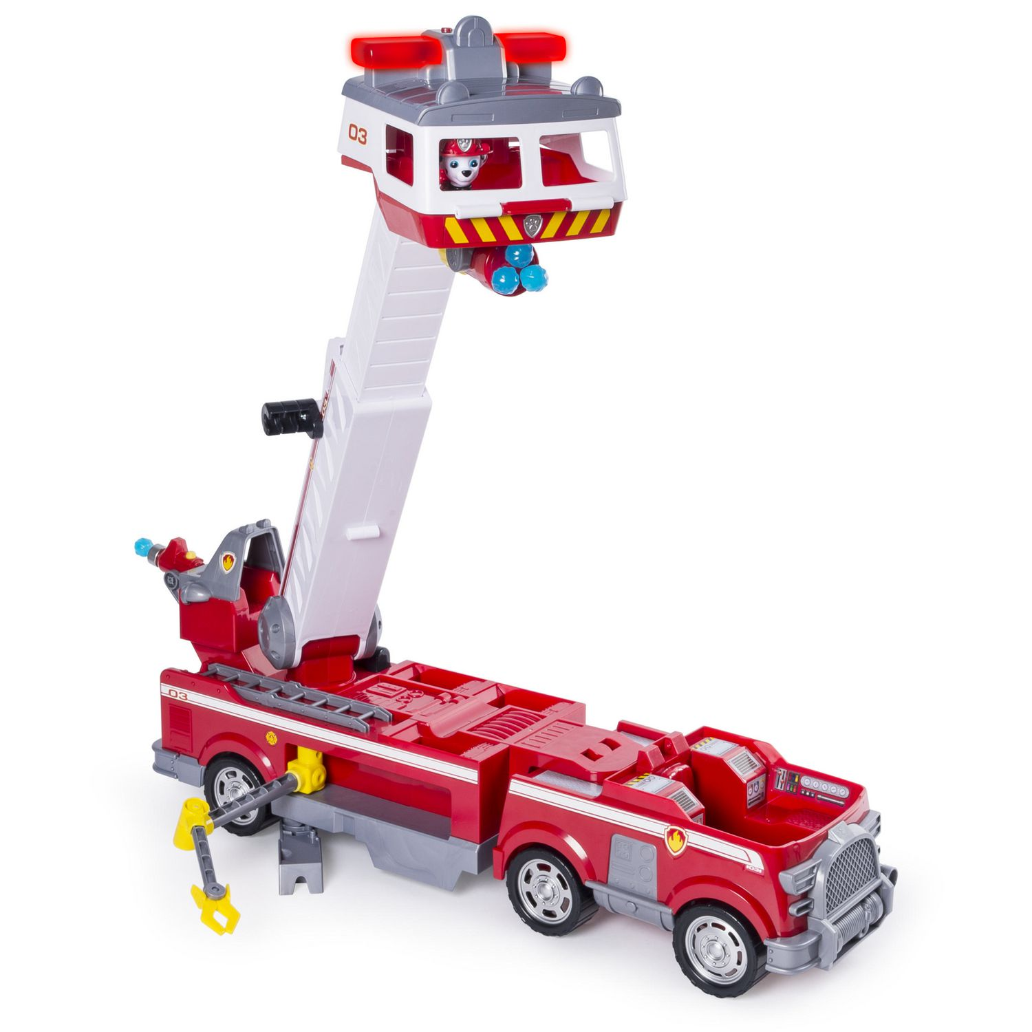 Image for Paw Patrol - Ultimate Rescue Fire Truck from Circuit City