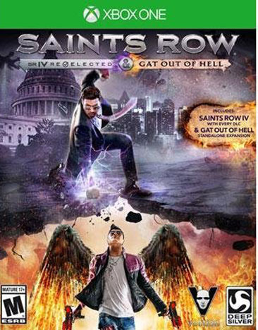 Image for Saints Row Iv:Re-Elected And Gat Out Of Hell (Replen) from Circuit City
