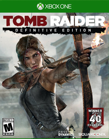 Image for Tomb Raider Definitive Edition Definitive Edition - Microsoft Xbox One from Circuit City