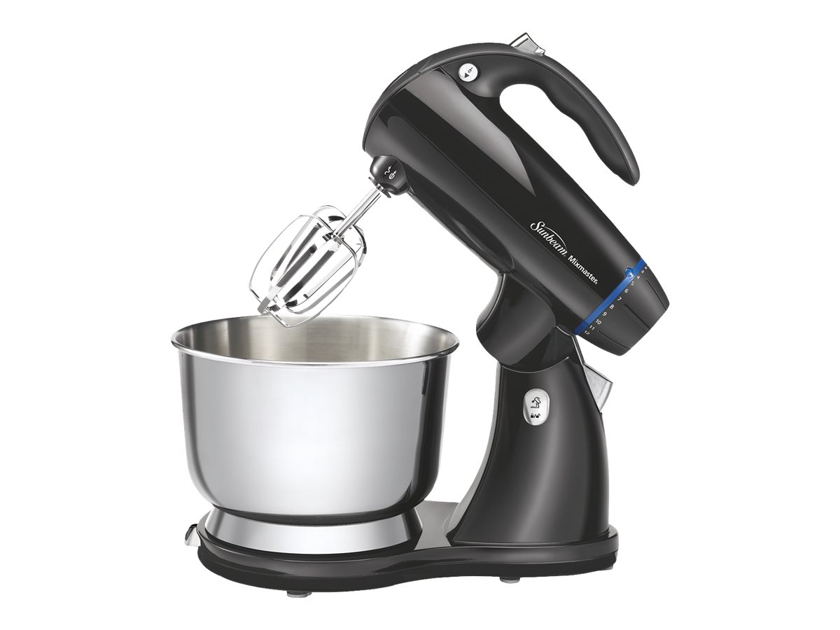 Image for Sunbeam Mixmaster 2594 - mixer - black from Circuit City
