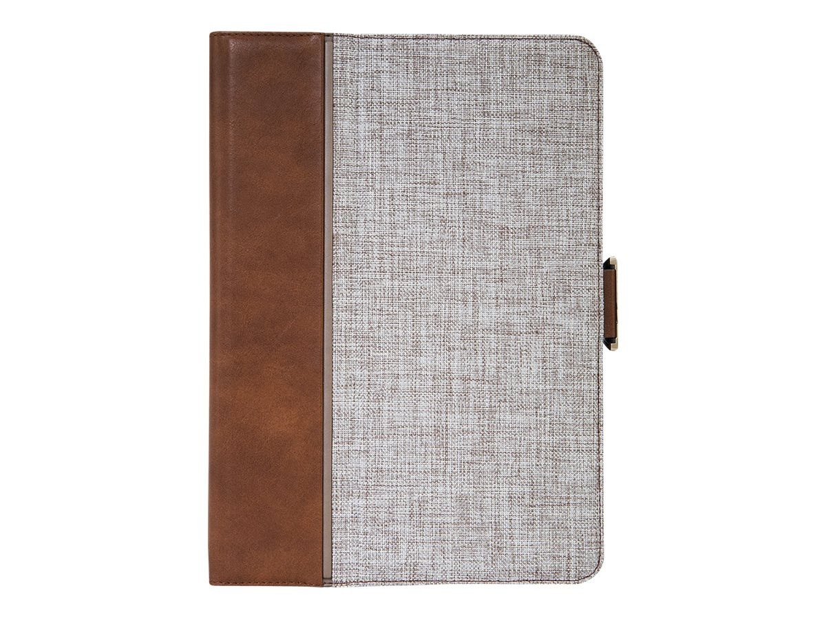 Image for Targus Versavu Signature 360-Degree Rotating Tablet Case For Ipad (2017), 9.7-Inch Ipad Pro, Ipad Air, And Ipad Air 2, Brown from Circuit City