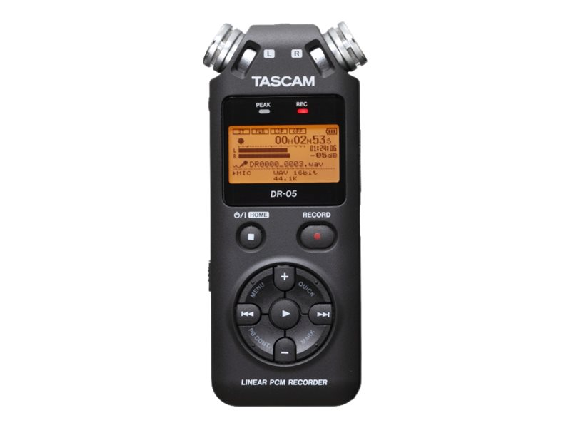 Image for Tascam Solid State Recorder from Circuit City