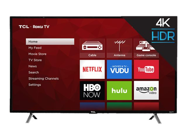 "Image for TCL S Series - 55"" Class (54.6"" viewable) LED TV from Circuit City"
