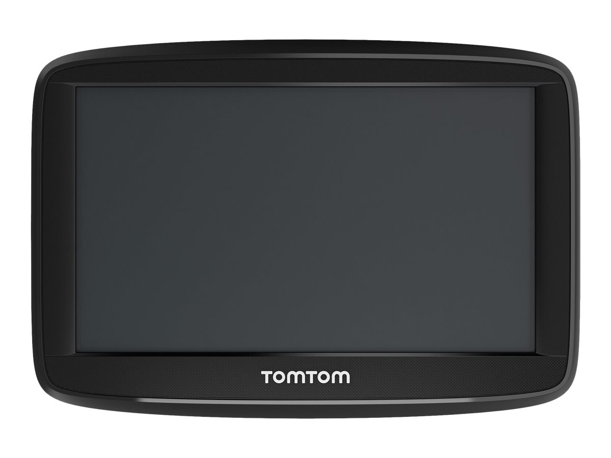 Image for Tomtom Via 1625Tm 6 Inch Gps Navigator With Lifetime Traffic And Lifetime Maps from Circuit City