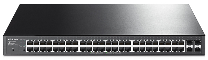Image for TP-LINK JetStream - switch - 48 ports - managed - rack-mountable from Circuit City