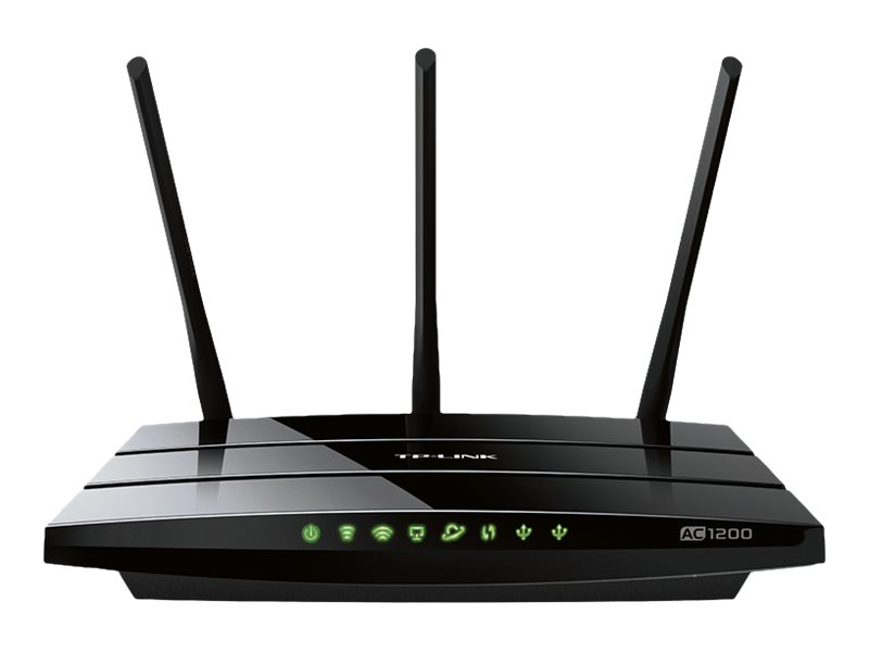 Image for Tp-Link - Wireless Router - 802.11A/B/G/N/Ac - Desktop from Circuit City