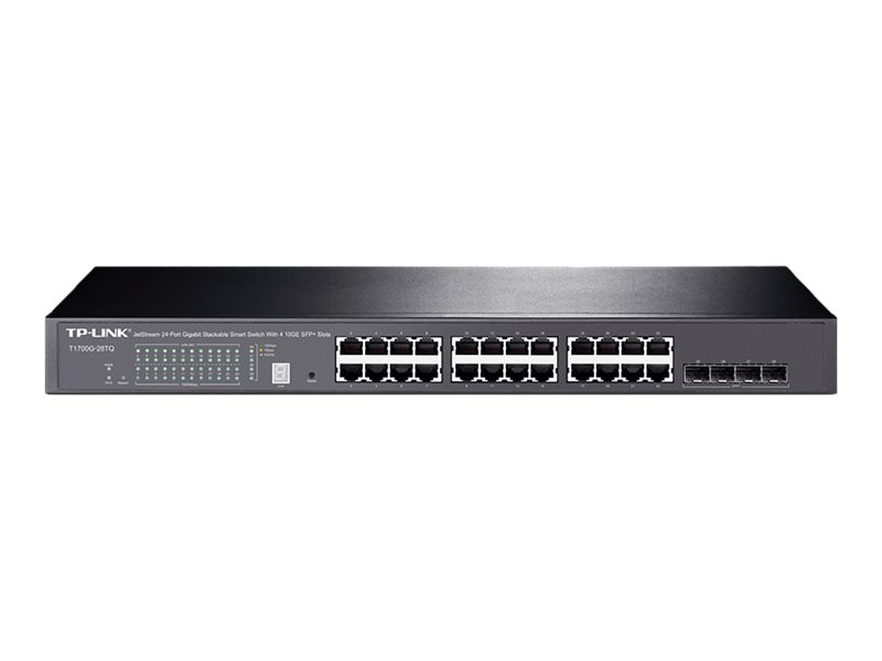 Image for Tp-Link Jetstream - Switch - 24 Ports - Managed - Rack-Mountable from Circuit City
