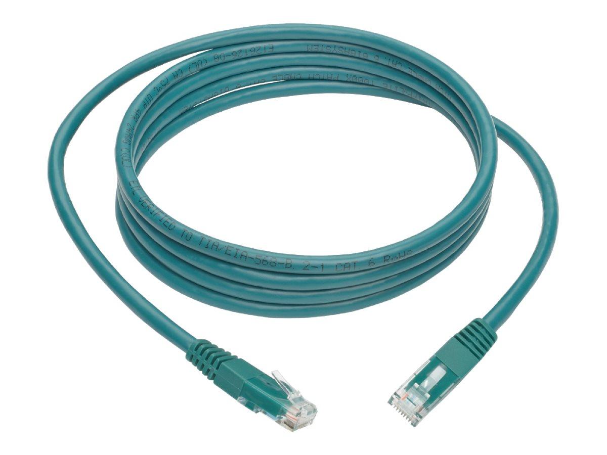 Tripp Lite 7Ft Cat6 Gigabit Molded Patch Cable Rj45 M/M 550Mhz 24 ...