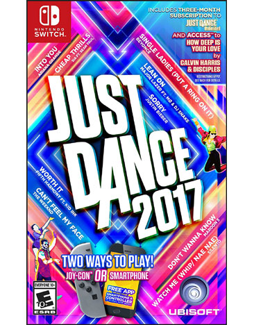 Image for Just Dance 2017 from Circuit City