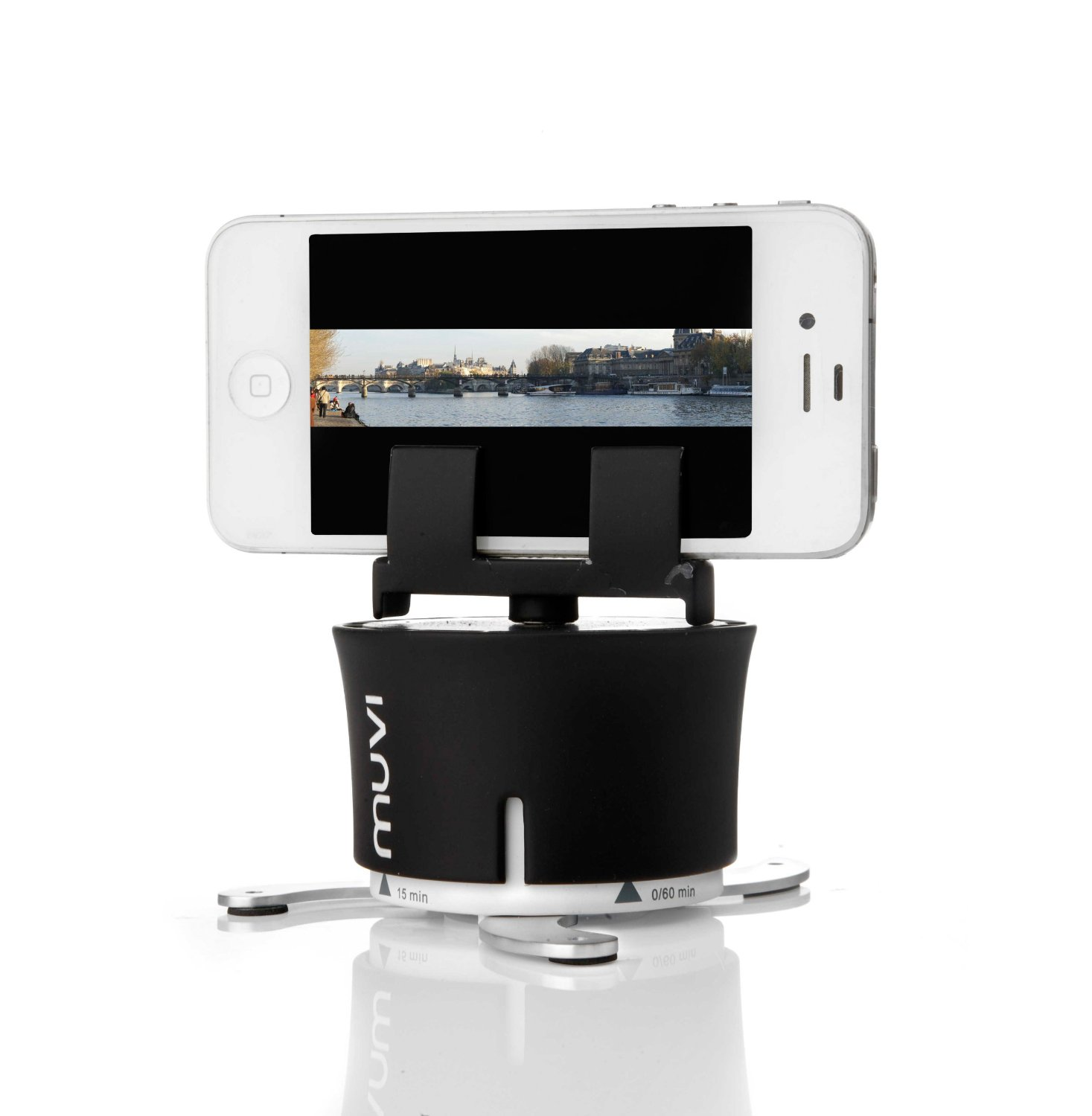 Image for Veho Muvi X-Lapse 360 Degree Photography and Timelapse Accessory for iPhone, Action Cameras from Circuit City