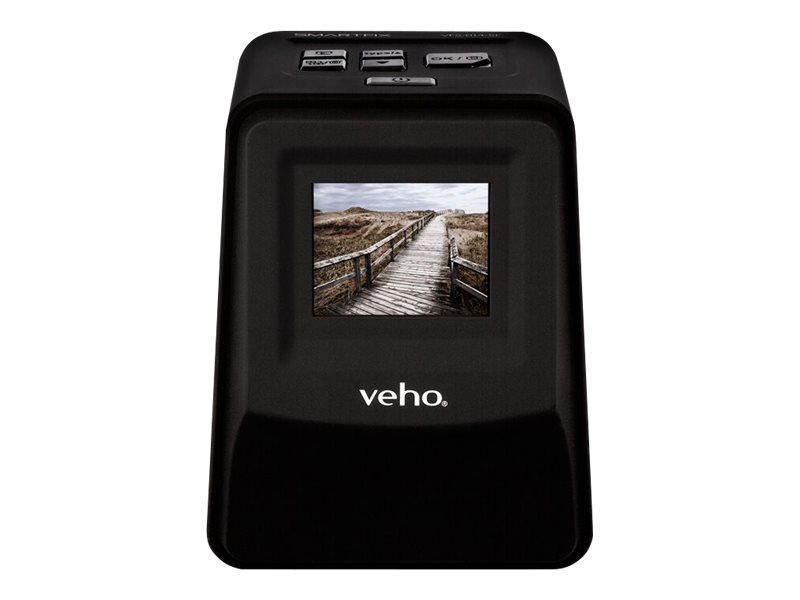 Image for Veho Smartfix Scan To Sd Stand Alone Slide And Negative Scanner, 35Mm, 126Mm And 110Mm, 14Mp from Circuit City