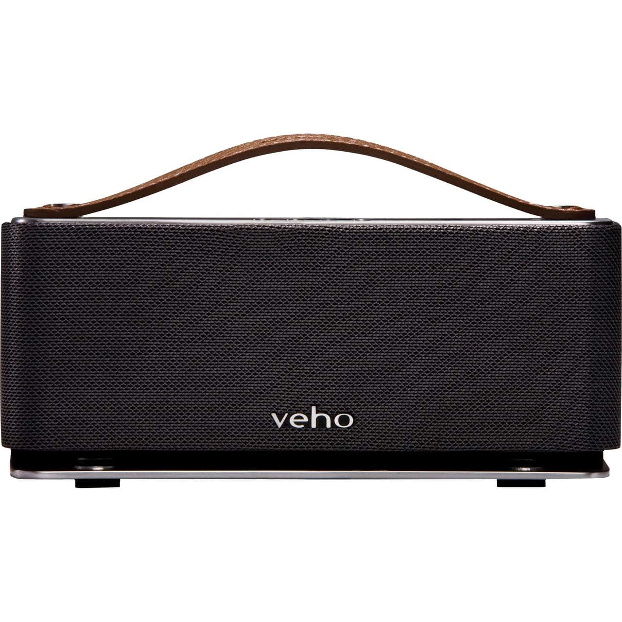 Image for Veho 360 M-6 Mode Retro Powerful Wireless Bluetooth Speaker With Microphone And Track Control from Circuit City