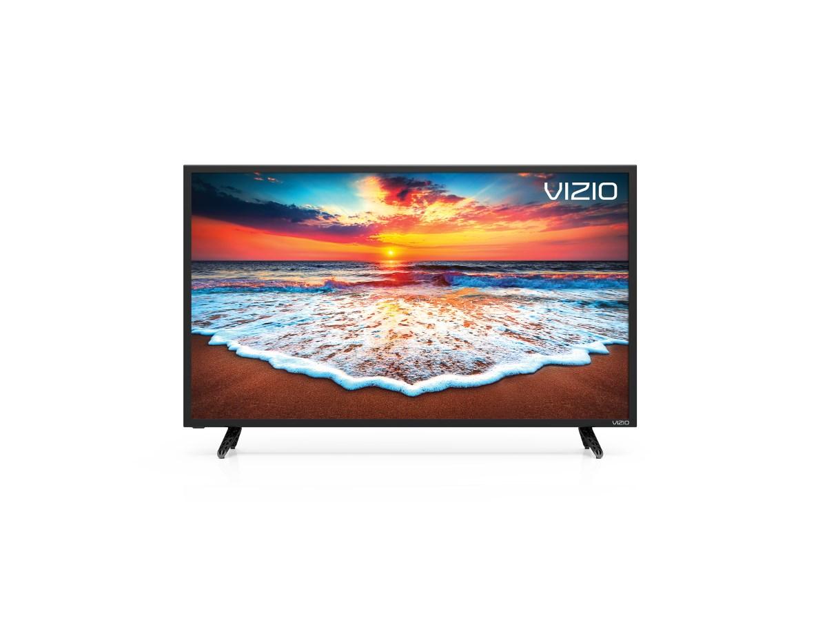 "Image for Vizio - 24"" Class (23.8"" viewable) - D-Series LED TV - Smart TV - 1080p (Full HD) 1920 x 1080 - edge-lit - black from Circuit City"