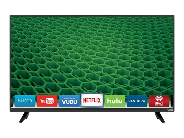 """Image for Vizio - 39"""" Class (38.5"""" viewable) - D-Series LED TV - Smart TV - 1080p (Full HD) 1920 x 1080 - full array - black from Circuit City"""