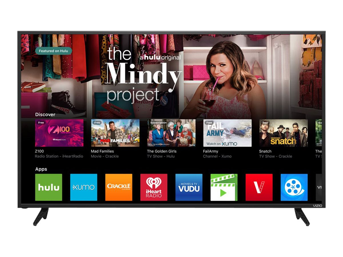 """Image for Vizio Smartcast Ultra Hd Home Theater Display E Series - 50"""" Class (49.5"""" Viewable) Led Tv from Circuit City"""