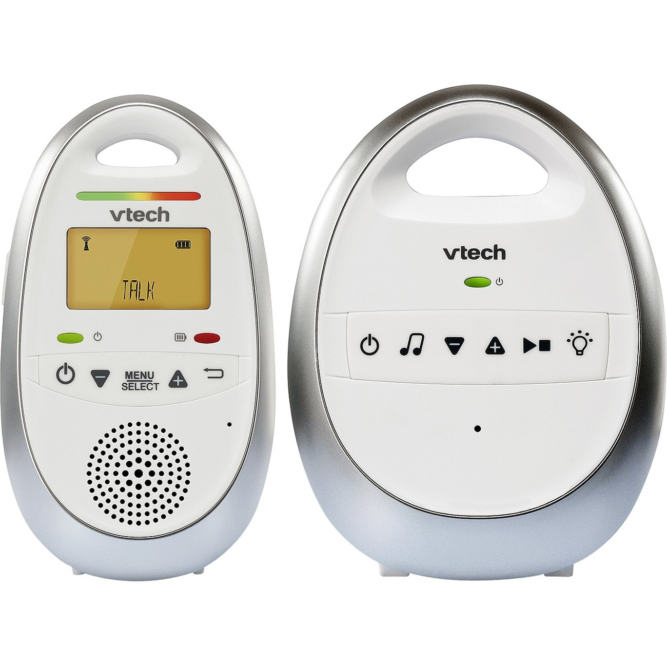 Image for Vtech Safe&Sound DM521 DECT 6.0 Digital Audio Baby Monitor from Circuit City