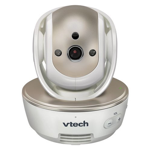 Image for Vtech VM305 Safe & Sound DECT 6.0 Pan & Tilt Full Color Baby Monitor Video Camera from Circuit City