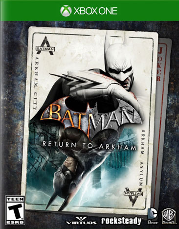 Image for Batman Return To Arkham - Microsoft Xbox One from Circuit City