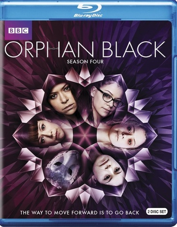 Image for Orphan Black-Season 4 (Blu-Ray/2 Disc) from Circuit City
