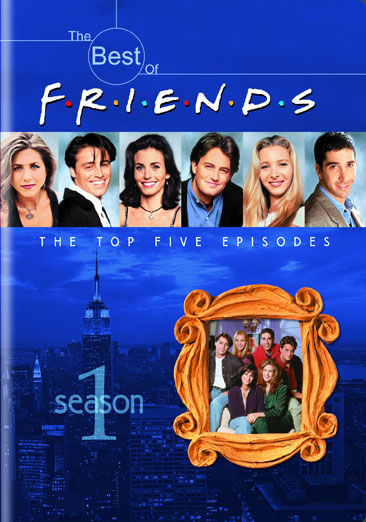 Image for Friends-Best Of Friends-Season 1 (Dvd/Re-Pkgd) from Circuit City
