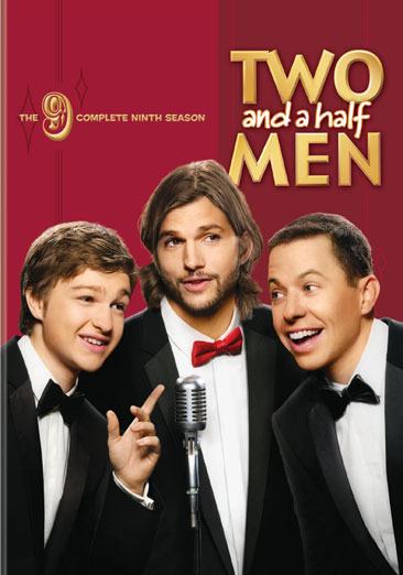 Image for Two And A Half Men-9Th Season (Dvd/2 Disc/Ff-16X9/Viva) from Circuit City