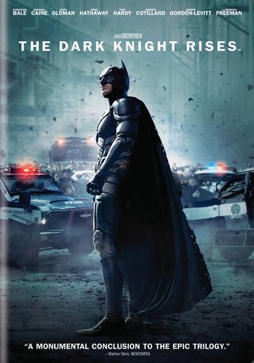 Image for Mc-Batman-Dark Knight Rises (Dvd/Ws-16X9/Movie Cash)          Nla from Circuit City