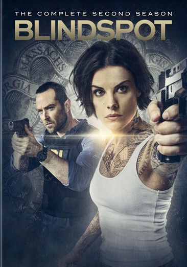 Image for Blindspot-Complete 2Nd Season (Dvd/5 Disc) from Circuit City