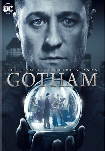 Image for Gotham-Complete 3Rd Season (Dvd/6 Disc) from Circuit City